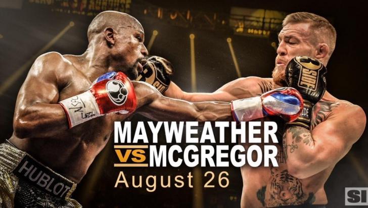Meci box Mayweather - McGregor. Surpriză cu câteva ore înaintea luptei secolului. Anunț ȘOC