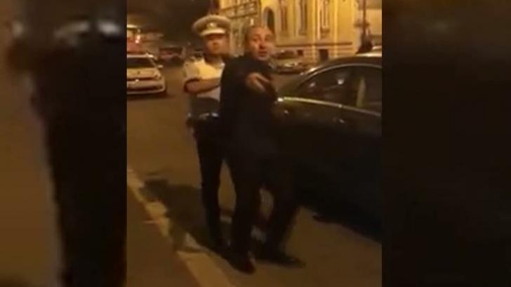 Medic de la Giuleşti, târât pe stradă