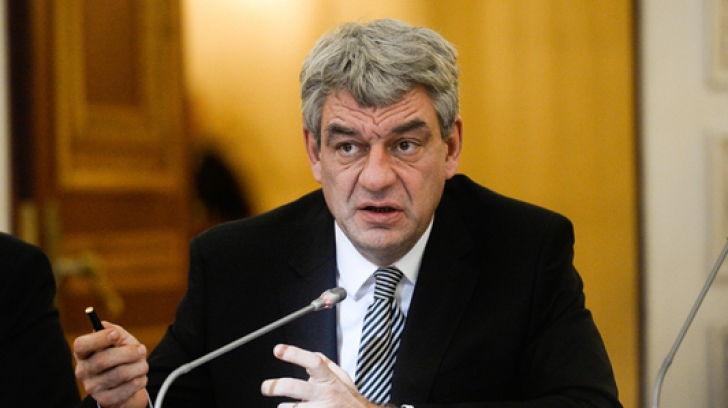 Şedinţa de Guvern care trebuia să aibă loc astăzi s-a amânat, din cauza pensiilor speciale