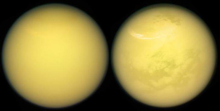 Imagini uluitoare trimise pe Pământ dintr-o lume aflată la un miliard de kilometri distanță
