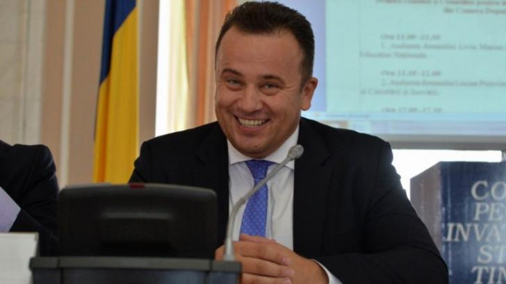 <p>Fostul ministru al Educatiei, Liviu Pop</p>