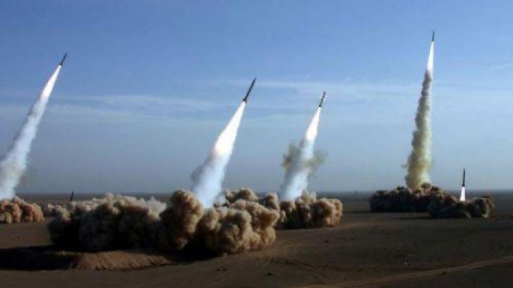 SUA au simulat atacuri nucleare, după rachetele lansate de Coreea de Nord