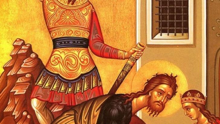 SĂRBĂTOARE importantă pentru creştin-ortodocşi, marţi, 29 august. Este cruce roşie