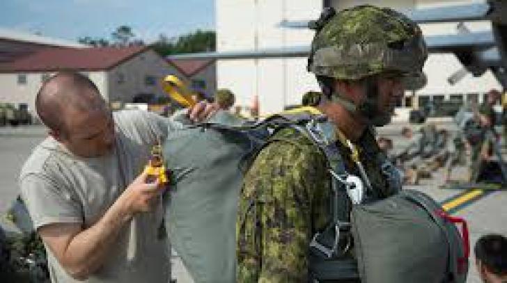 Canada va trimite trupe şi avioane de luptă la Constanţa