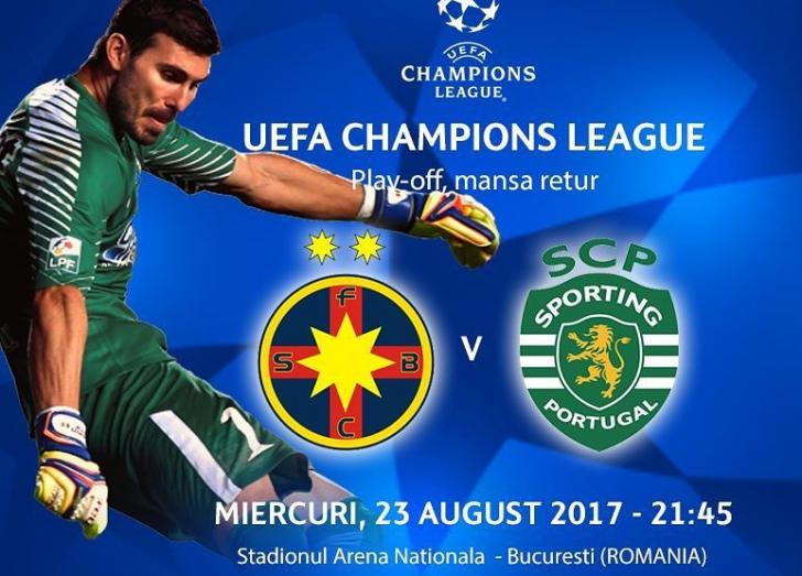 #STEAUA, FCSB vs. SPORTING. Ultima strigare! Cine mai vrea bilete la meci?