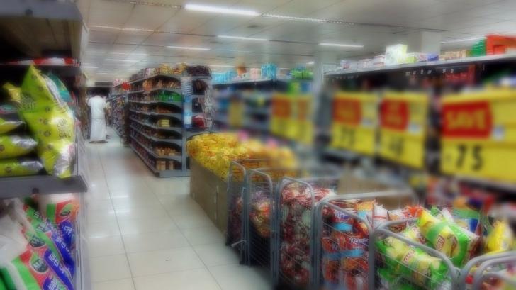 Au mers la supermarket să facă cumpărături, dar când au ajuns acolo, ȘOC! Ce era printre raioane
