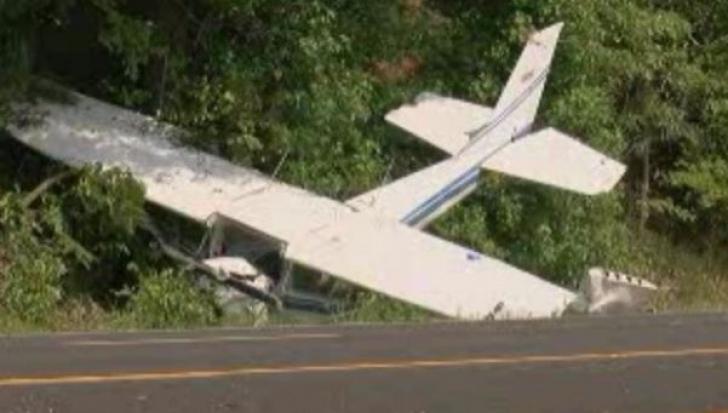 Accident aviatic! Oamenii aflați la bord au murit pe loc