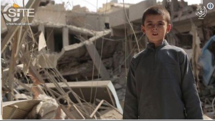 """Băiețel american, membru ISIS, amenințări pentru Trump: """"Allah ți-a promis ÎNFRÂNGEREA"""""""