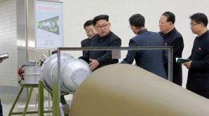 Cutremur puternic în Coreea de Nord în urma unui test cu bombă cu hidrogen