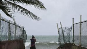 Uraganul Maria. Puerto Rico a ordonat evacuări masive după distrugerea unui baraj