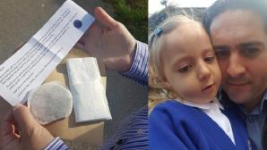 Şi-a dus fetiţa la şcoală şi a primit când plecat un bilet. Ce a păţit un român din Marea Britanie