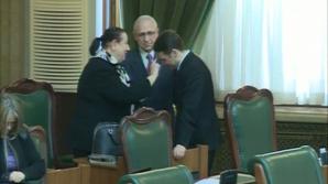 Dan Şova, miruit în Parlament