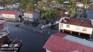 Uraganul Maria a făcut dezastru în Puerto Rico