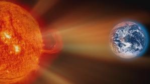 Erupție solara