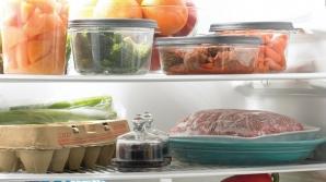 Ce trebuie sa ţii la frigider şi ce alimente să NU ţii la rece
