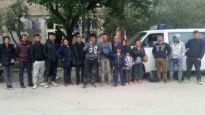 19 irakieni, solicitanți de azil în România, depistați încercând să treacă ilegal granița în Ungaria