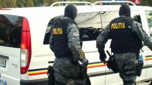 Reţea de trafic de persoane, destructurată de poliţiştii români şi cei din Marea Britanie