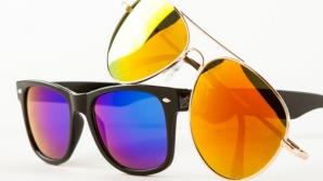 """Ce rişti dacă porţi ochelari de soare """"de la tarabă"""", fără protecţie UV"""