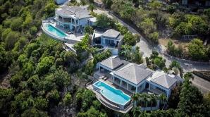 Vedetele lăsate fără casele de lux de uraganul Irma