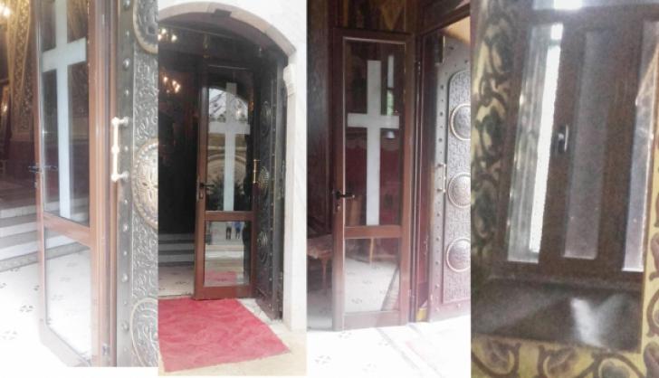 Mânăstirea Curtea de Argeş, modernizată cu termopane