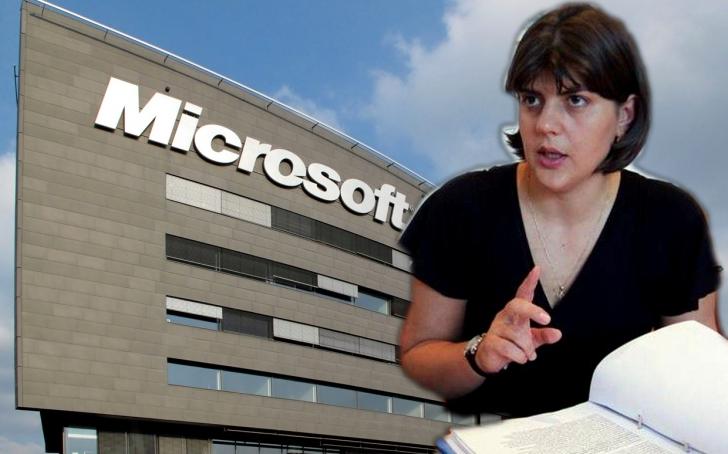 Dosarul Microsoft