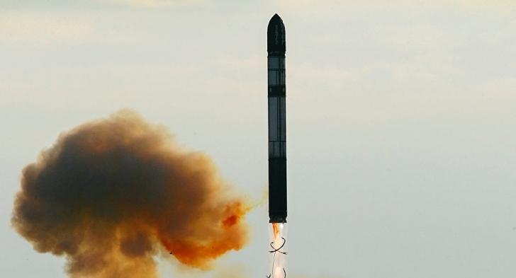 Arma monstruoasă a Rusiei, Satan 2, lansată în scurt timp. E înspăimântătoare