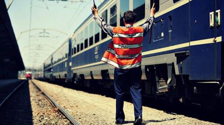 Trenuri întârziate
