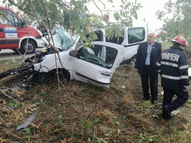 Fiul unui consilier local din Arad, implicat în două accidente rutiere CRUNTE, în ultimele 24 de ore