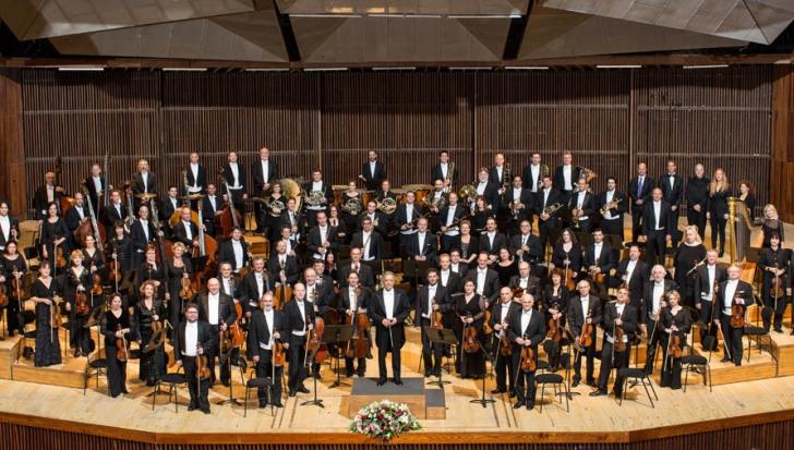 Anunţ despre concertul Israel Philharmonic Orchestra pe 16 septembrie, la Festivalul Enescu