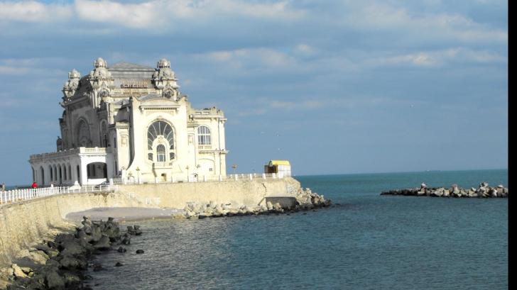 Fenomen bizar la malul Mării Negre. Ce au observat oamenii