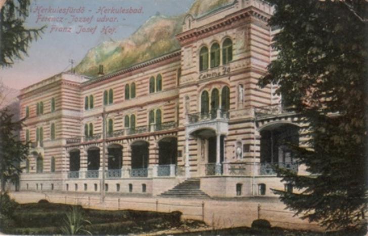 Hotel din Baile Heculane