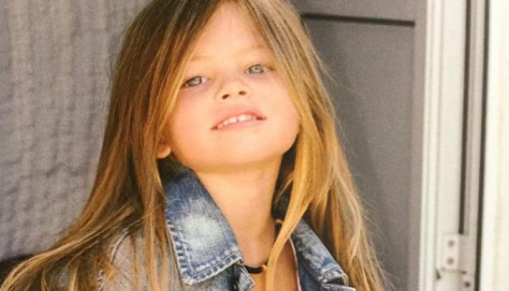 La 10 ani, a fost aleasă cea mai frumoasă fetiţă din lume. Cum arată astăzi, la 16 ani
