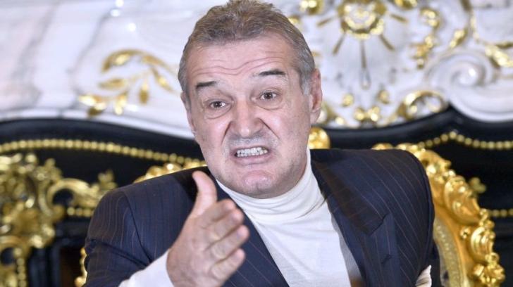 Gigi Becali, suspendat de FRF pentru 6 luni și amendat cu 130.000 de lei