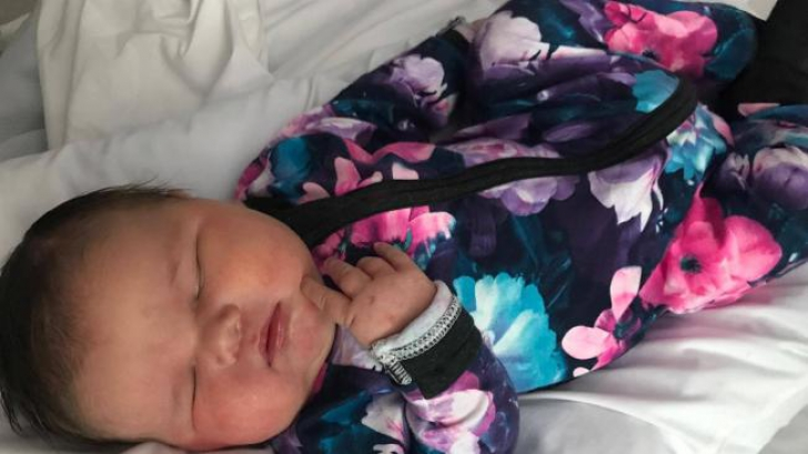 Bebeluşa care a BĂTUT toate RECORDURILE, încă de la naştere