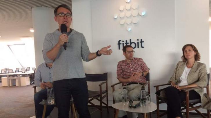 Fondatorul Fitbit