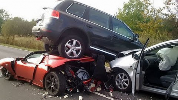 Accidente fără număr