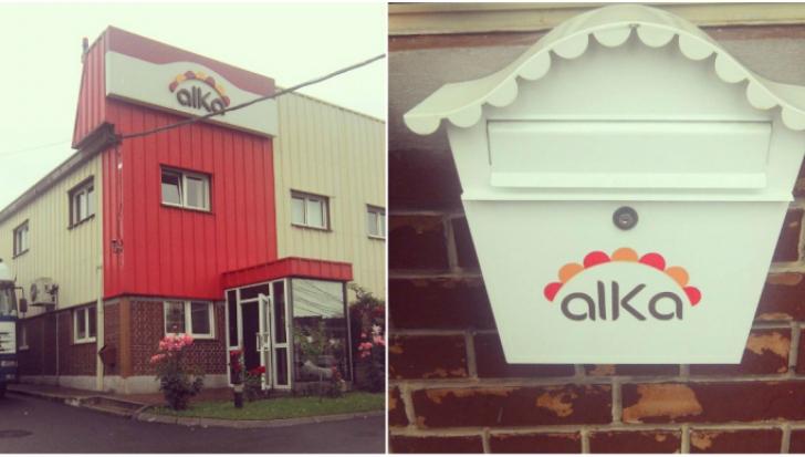 Percheziţii la fabrica de dulciuri ALKA