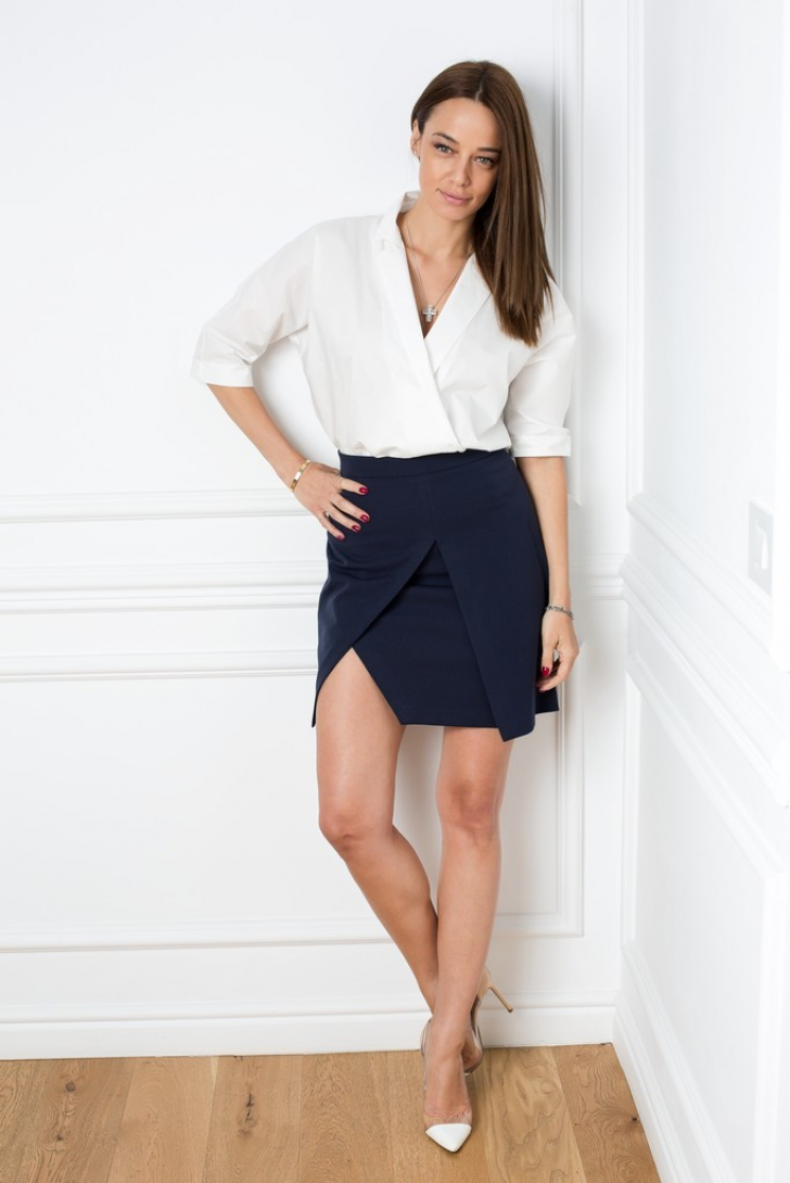 Top 5 cele mai sexy fuste din colectia Andreea Raicu