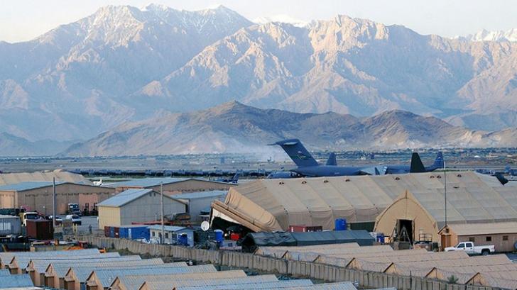 ATENTAT SINUCIGAŞ la baza aeriană Bagram, din Afganistan