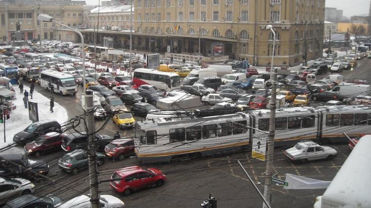 Perspectiva de a locui la București îi sperie pe funcționarii UE