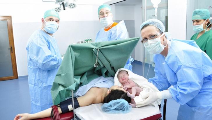 Ce le lipseşte copiilor născuţi prin cezariană. Răspunsul şocant al cercetătorilor