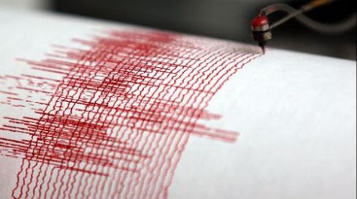 Cutremur puternic la graniţa României