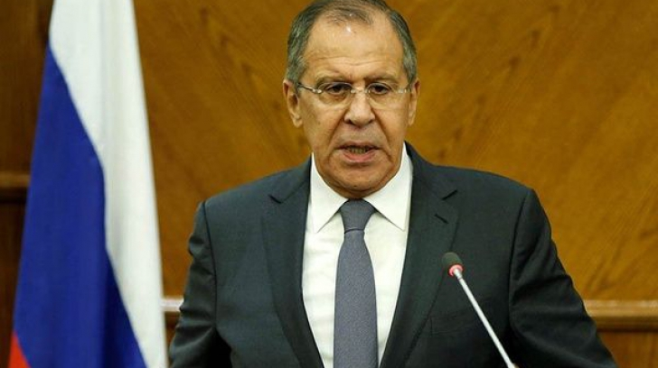 Lavrov și șeful NATO