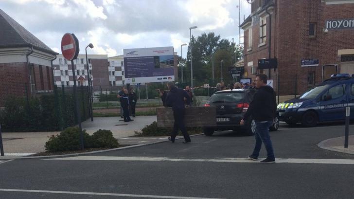 Atac armat într-o gară din Franța! Doi copii şi mama acestora au fost ucişi
