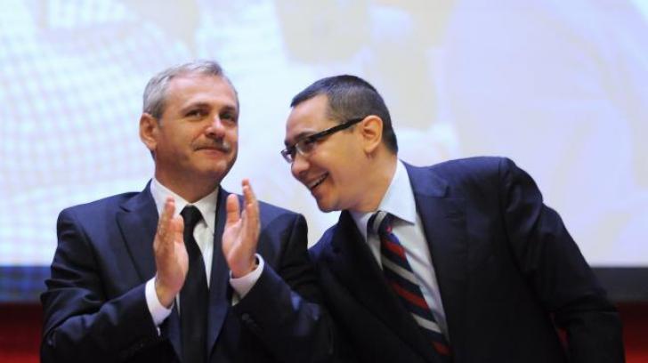 Cum răspunde Liviu Dragnea acuzaţiilor lui Victor Ponta legate de Teldrum
