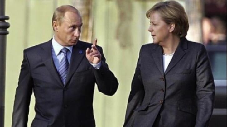 """Merkel și Putin, discuție la telefon despre Coreea de Nord: """"Trebuie să..."""""""