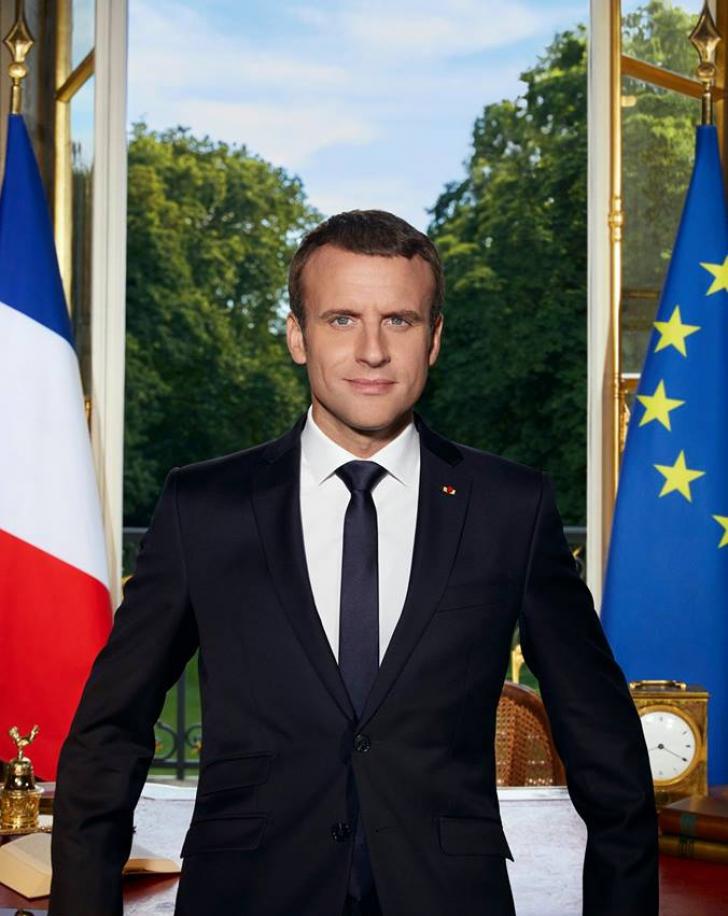 Emmanuel Macron, confruntat cu primul protest.  Zeci de mii de francezi au ieşit în stradă