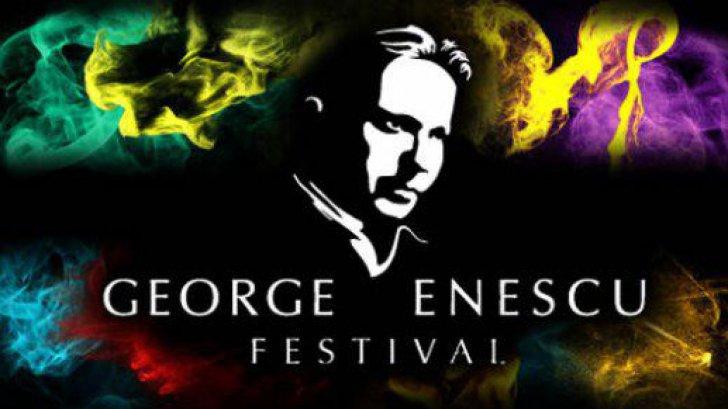 FESTIVALUL ENESCU 2017. Agenda zilei - 15 septembrie