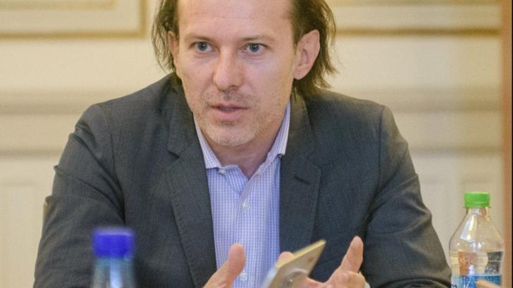 Liberalul Florin Cîțu, scandalizat: Dragnea vrea să închidă Realitatea TV!
