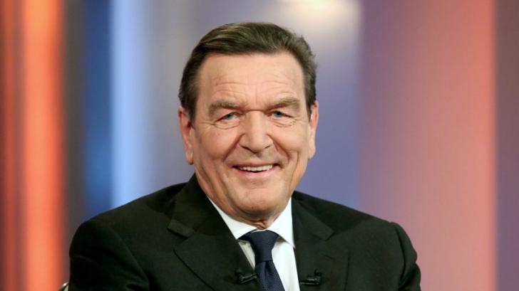 Guşă, despre numirea lui Gerhard Schroeder la Rosneft: Rusia, Germania şi China s-au unit